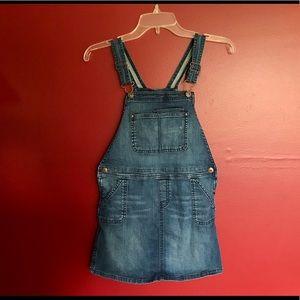 < OshKosh Overall Dress >